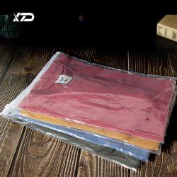 المورد الذهبي سلة مهملات قابلة للتحلل البيولوجي بيع ساخنة صديقة للبيئة الصين 100 كجم بوليبروبيلين أحمر نسج الأسمدة/الأرز/البذور قفل مغرفة البلاستيك المقبص عبوات PP أكياس