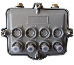 IP67 Piscina 8 Caminho de divisores 5-1.8g elevada perda de retorno e Divisor de isolamento e toque em