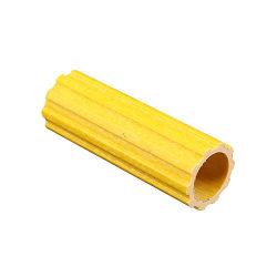 Zubehör-Berufsfiberglas-rundes Gefäß, faserverstärkter Plastik