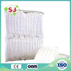 Pannolini a gettare adulti della carta igienica di incontinenza della memoria di presa della fabbrica