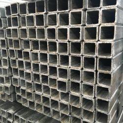 En10210 Médios quente padrão Tubo Quadrado de Aço Galvanizado