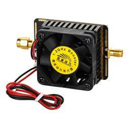 3u-80497 1,2 g 6.5W transmissão de imagem Fpv Amplificador de potência sem fio de sinal