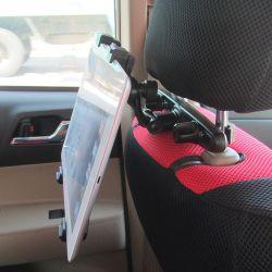 Supports de fixation de siège titulaire de la tablette d'appui tête universel de voiture pour iPad 7-11pouce