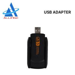 Lyngou LG520 1900Mbps Ethernet Wi-Fi sans fil universel dongle récepteur 802.11 N'Adaptateur USB WiFi de la carte réseau