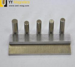 Gitarren-Aufnahmen-Magnet des Zylinder-AlNiCo5
