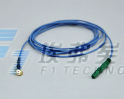 De bonne qualité d'électrodes EEG d'argent