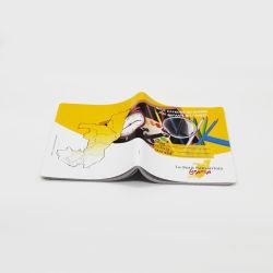 Haut de page personnalisé de qualité album à colorier de piqûre à cheval