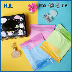 Haut de la magie populaire meilleur personnalisé de qualité en coton sec Women's serviette hygiénique de 240mm