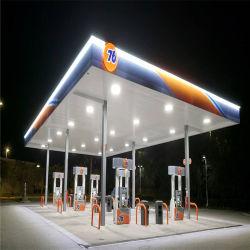 Personalizar los fabricantes de coches en 3D de la estación de gas de signos y señales de indicación de precios, así como carteles marquesinas