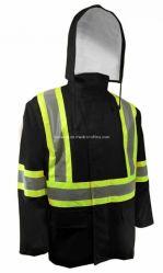 アメリカのカナダのRainwearのレインコートのオックスフォード雨ジャケットChaqueta