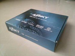 Azsky G6 DVB-S2 HD+ GPRS Dongle Combo Decoder für Afrika