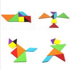 По вопросам образования игрушки головоломки головоломки пластиковые головоломки Tangrams игрушка