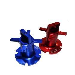 OEM van de Vervaardiging van de douane Aluminium CNC die 3D Afgedrukt Prototype machinaal bewerken