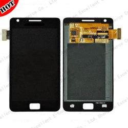 شاشة LCD كاملة التجميع مع جهاز الالتقاط الرقمي لـ Samsung I9100 Galaxy S II