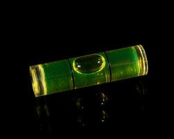 Flacon de tube de niveau à bulle