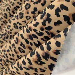 Новые продукты 100% полиэстер прозрачная приклеивания водонепроницаемый полиэстер Pongee ламинированием ткани для вниз куртка