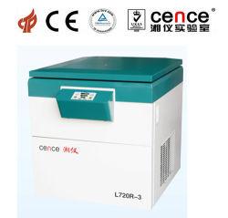 Banco de sangre caliente de la bolsa de sangre Estándar Triple centrífuga refrigerada L720R-3