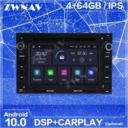 DVD-Spieler GPS-Navigation des Android-10.0 des Auto-4GB+64GB für Polo Bora Jetta Sharan T5 1999-2005 des VW-Passat B5 Golf-4 Multimedia-Gerät