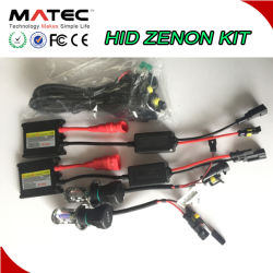 Super Bright Kit HID 12V 24V 55W Xenon HID Kit H7 H11 H13 9005 9006 9007 Phare au xénon