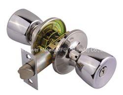 Passagem de banho de entrada cilíndrica Tubular fechadura da porta do botão de trava de segurança