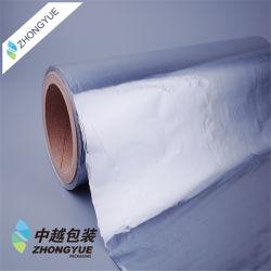 Bouchon de joint de chaleur pour le plastique aluminium PP/PS/Pet/PE/de bouteilles en PVC de couleur aluminium recouvert de bouchon de bouteille