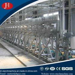 China Hydrocyclone fábrica de proteínas de la separación de almidón de mandioca almidón de la máquina máquina separadora