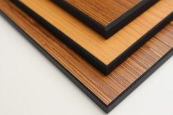 En fibre optique PRO 8mm 1220*2440mm Taille du Conseil de fibre de bois de densité de la feuille en carton compact