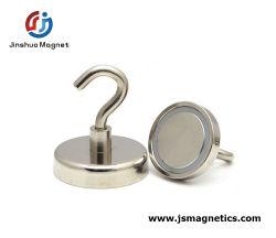 """Crochets magnétiques puissants en acier usiné CNC Heavy Duty avec 3 couches de base"""" ni une forte protection contre la corrosion"""