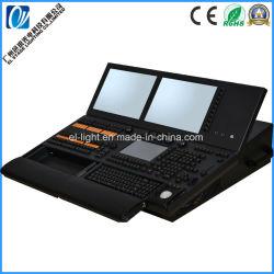 La alta calidad de la consola Ma2 Grandma2 Controlador de iluminación con i7 CPU para la etapa Lighitng Quipment Controlador DMX (EL-MA2)