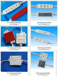 5060 светодиодный модуль (BL - син-LMN020304055060W)