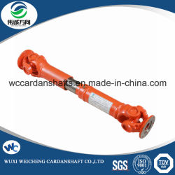 無錫 Weicheng Brand SWC Type cardan Shaft Universal Joint Shaft