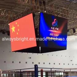 شاشة LED للاستاد P3 الداخلي من أربعة جوانب، وشاشة LED للرياضة