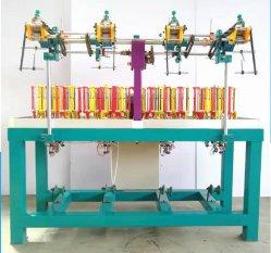 Rosqueie/Torcer os fios na máquina/fios têxteis máquina de Fio Shoelace/Corda/Correia /Entrelaçando a máquina