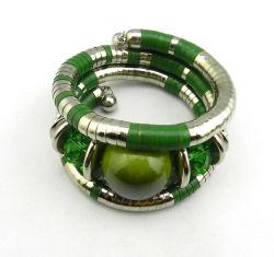 Mode cristal à facettes et céramique bracelet (B020)