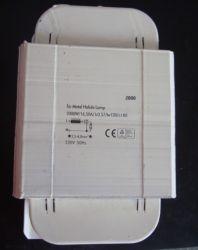 2000W balastro magnético eletrônico para lâmpada de haleto metálico
