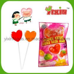 긴 지팡이 심혼 모양 Lollipop (YX-B079)