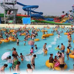 حمام سباحة ويف مع منفاخ للمنتزه المائي (WP-001)