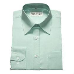 Uniforme de la oficina al por mayor moda Camisa Oxford de algodón personalizadas Botón vestido hasta los Hombres camiseta impresa