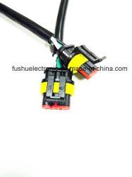 Автомобильный провод жгута проводов автомобиля автомобильный кабель
