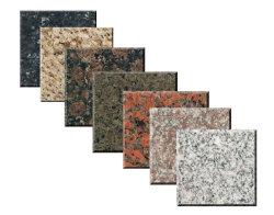 G603/G602/G562/G682/G664/G654/G655/G684/G687/G439/Juparana losa de granito amarillo/rojo/blanco/negro/gris/Rosa/Verde/marrón/beige/Blue encimera de mármol de mosaico granito