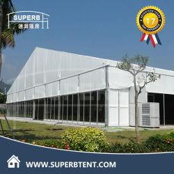 China gran carpa de almacenamiento de aluminio de 20X40M