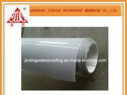 Membrana impermeável de PVC para material de edifícios