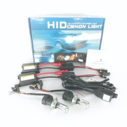 2pcs potentes 6000K Xenon HID 55W 100W de luz de conducción