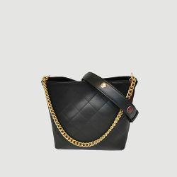 حقيبة يد حديثة من جلد السيدات من جلد البولي يورثان من تصميم عصري
