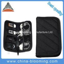 Accesorios digitales USB Power MP3 auricular de la bolsa de almacenamiento caso