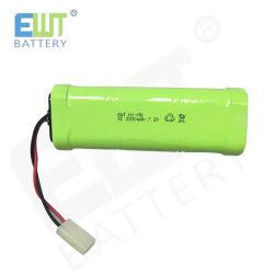 Ewt аккумулятор Sc 3300Мач аккумуляторные батареи мощностью 7,2 В с кабелем и разъемом