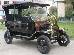 De vroege Klassieke Oldtimer van de Auto's van het Ontwerp van de Manier