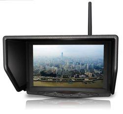 """7"""" Fpv монитор встроенный один 5.8GHz приемники для антенны для использования вне помещений фотографии"""