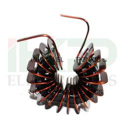 Un fil plat grande inductance de puissance actuelle avec une faible hausse de température