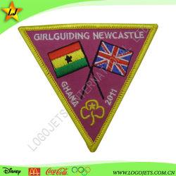 Vêtements personnalisés de haute qualité sur le logo personnalisé broderie de fer